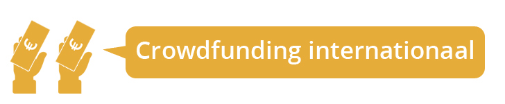 Crowdfunding internationaal