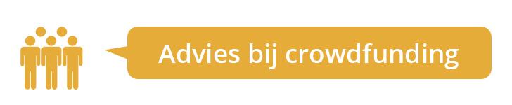 Crowdfunding advies