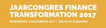 Jaarcongres Finance Transformation 2017