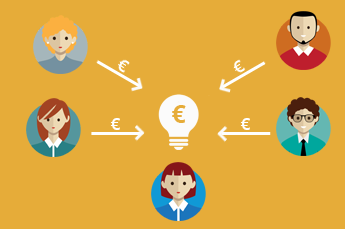 Crowdfunding voor particulieren