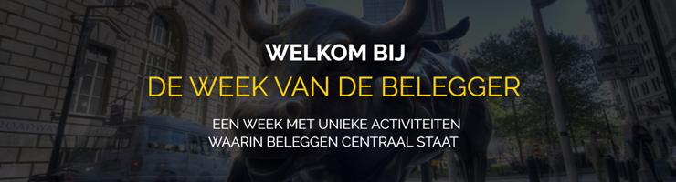 De Week van de Belegger