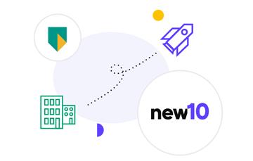 New10 is onderdeel van ABN Amro