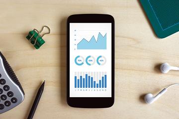 mobiel beleggen-app