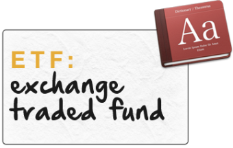 ETF (exchange traded fund) beleggen
