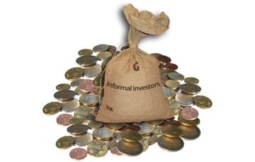 Informals zijn professionele investeerders