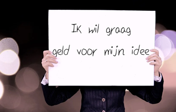 Pitch voor crowdfunding