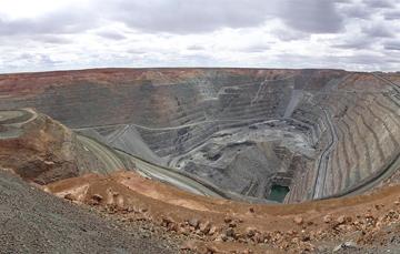 Beleggen in goudmijnen