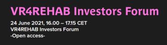 VR4REHAB Investors Forum