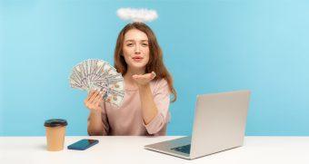 een financiering via een business angel-investeerder
