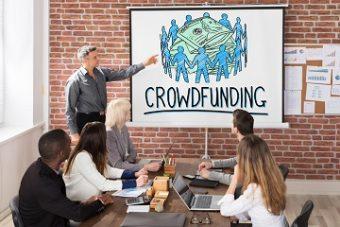 hoe werkt crowdfunding