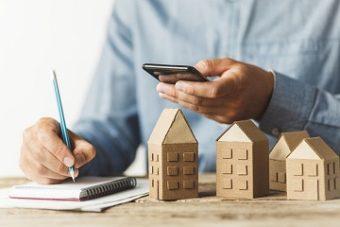 beleggers die investeren in verhuurbaar vastgoed